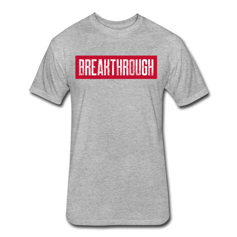 BREAKTHROUGH T-Shirt - heather gray