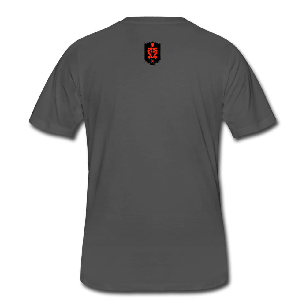 Inferno Performance Fitted T-Shirt - charcoal