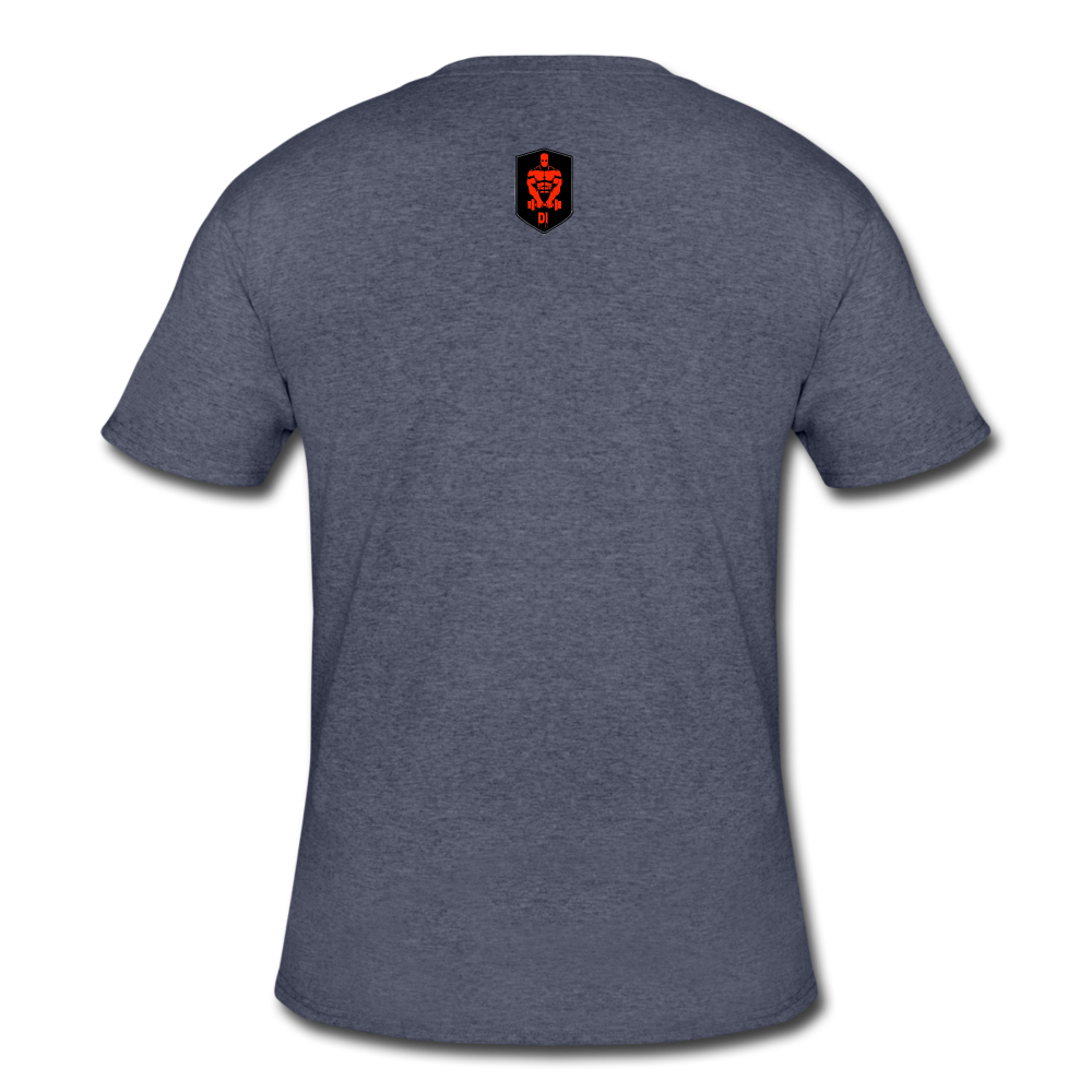 Inferno Performance Fitted T-Shirt - navy heather