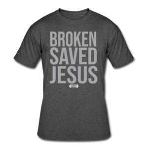 BROKEN GRY Edition - heather black