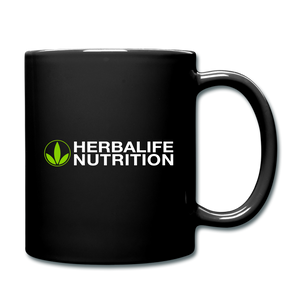 Open image in slideshow, Black Herbalife Coffee/Tea Mug - black