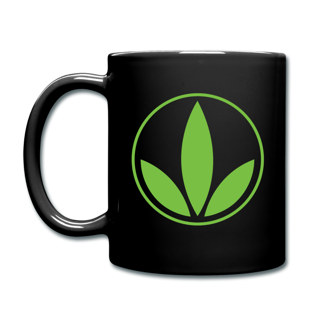 Black Herbalife Coffee/Tea Mug - black