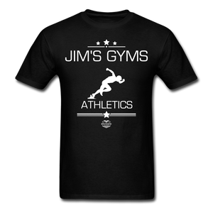 Jim's Gyms Tee - black