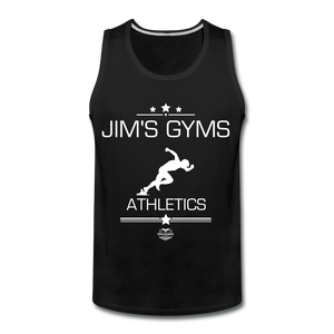 Jim's Gyms Tank Top - black