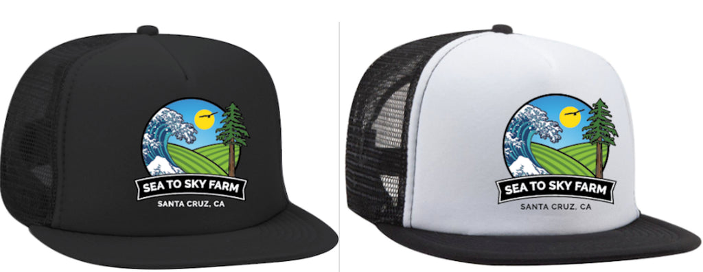 Sea to Sky Farm hat