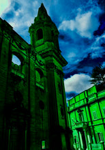 Load image into Gallery viewer, Green church