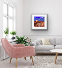 Load image into Gallery viewer, White Tower in pink