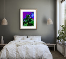 Load image into Gallery viewer, Purple cactus