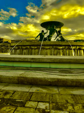 Load image into Gallery viewer, Triton's Fountain in green