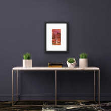 Load image into Gallery viewer, Cactus - potted plants II - terracotta and rose