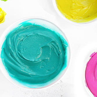 How To Color Royal Icing