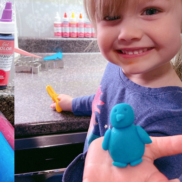 Sanity with Sarah: Play-Doh with Pantry Ingredients
