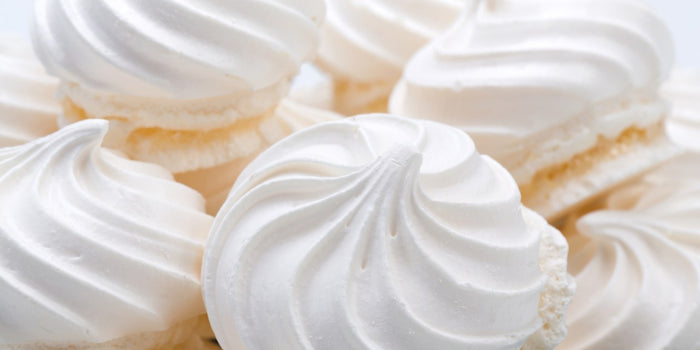 Sugar Stamp Meringue Recipe