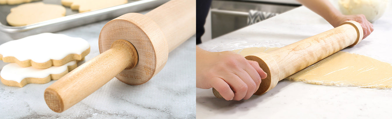 Cookie Countess Precision Rolling Pin