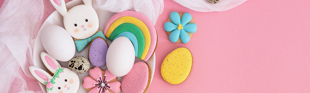 Cookie Cutters: Easter