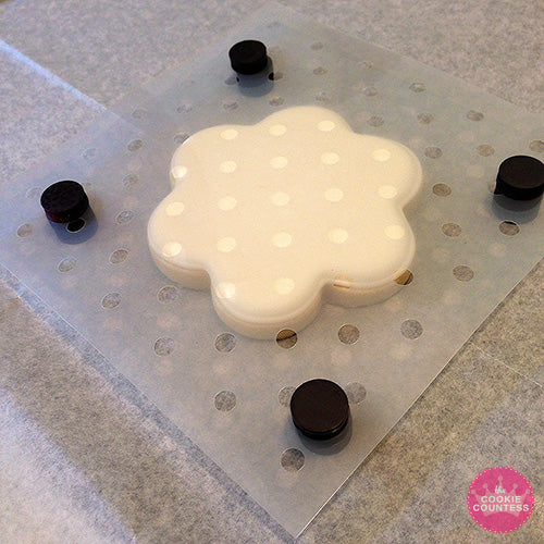 Stenciling Cookies with an Airbrush — The Cookie Countess