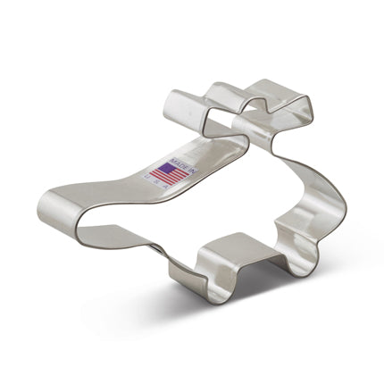 Helicopter Cookie Cutter