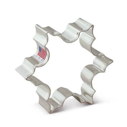 Snowflake Cookie Cutter 3.5""