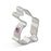 "Sitting Bunny Cookie Cutter 3.25"" *230*"