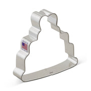 Fancy Wedding Cookie Cutter