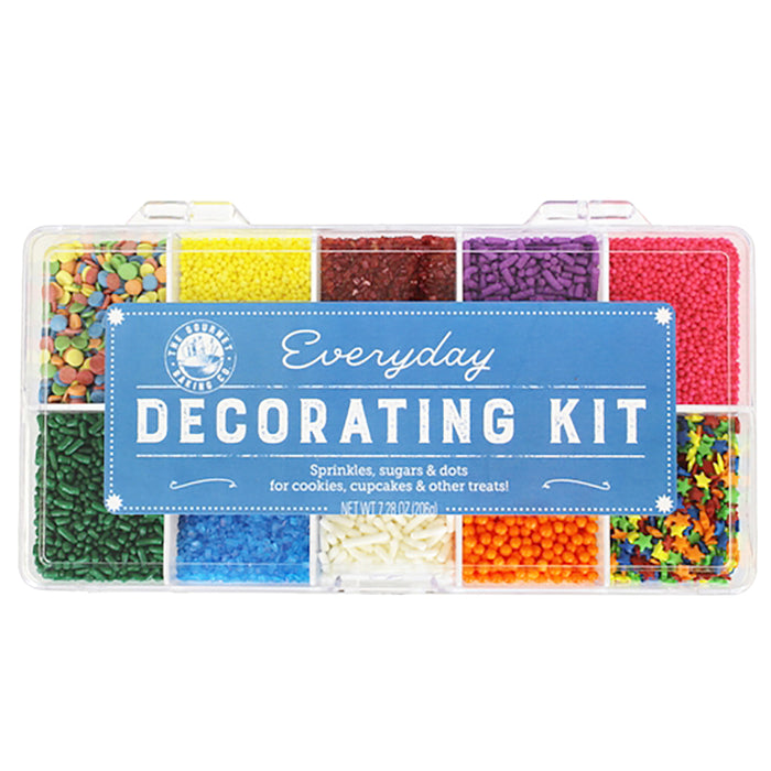 Everyday Sprinkle and Sugar Decorating Kit