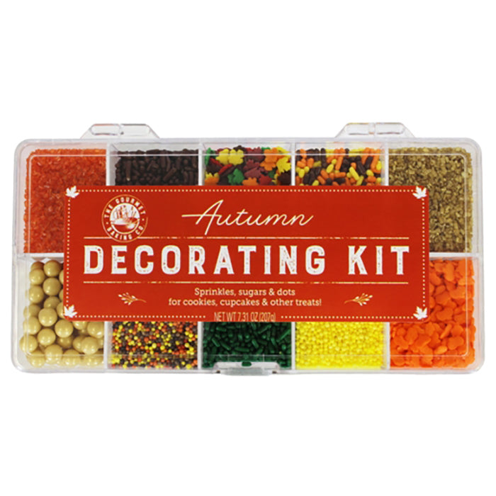 Autumn Sprinkle and Sugar Decorating Kit