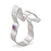 "Rabbit Face Cookie Cutter 4.25"" *242*"