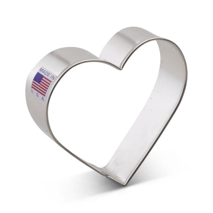 "Heart Cookie Cutter 3 3/8"" *175*"