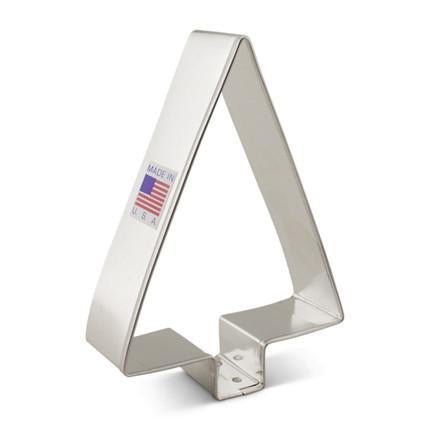 "Triangle Tree Cookie Cutter 4"" *280*"