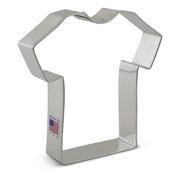 "Large T-Shirt Cookie Cutter 4 3/8"" *133*"