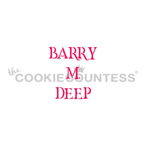 Barry M. Deep
