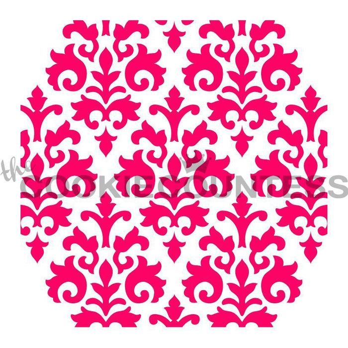 Countess Damask Stencil