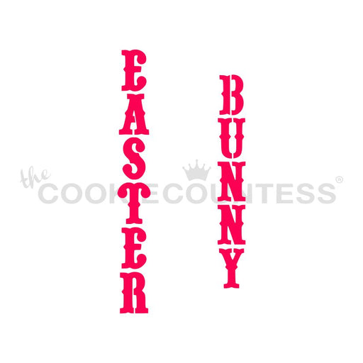 Easter & Bunny Vertical