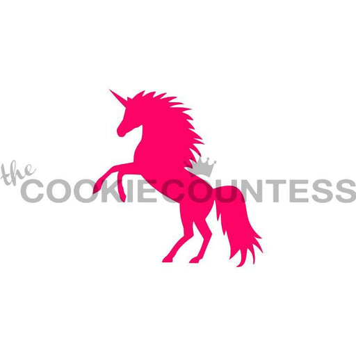 Full Unicorn Stencil