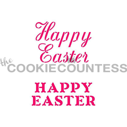 Happy Easter 2 fonts