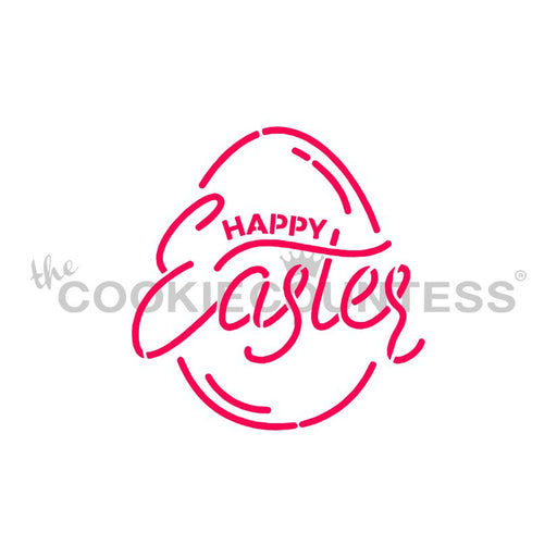 Easter Egg -Happy Easter