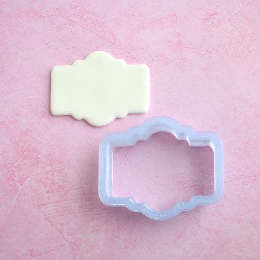 Small Hope Plaque - Cookie Cutter