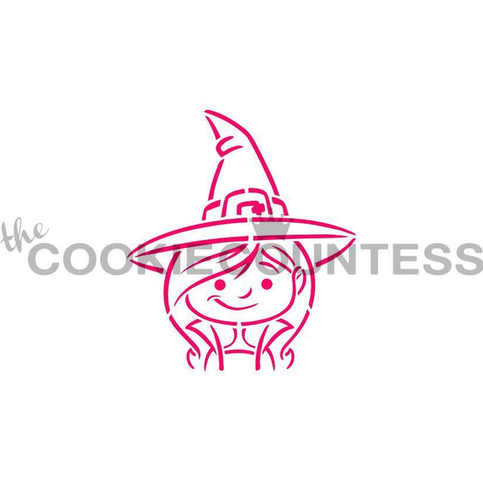 Drawn with Character Little Witch PYO