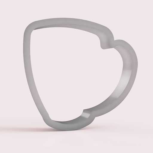 Her Mug Cookie Cutter