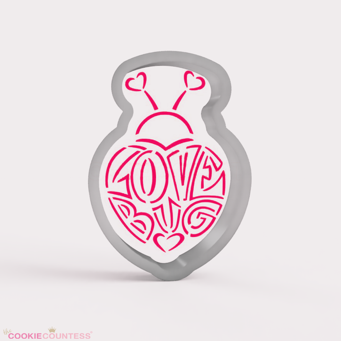 Love Bug - Cookie Cutter