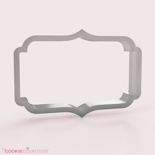 Rhode Island Plaque - Cookie Cutter