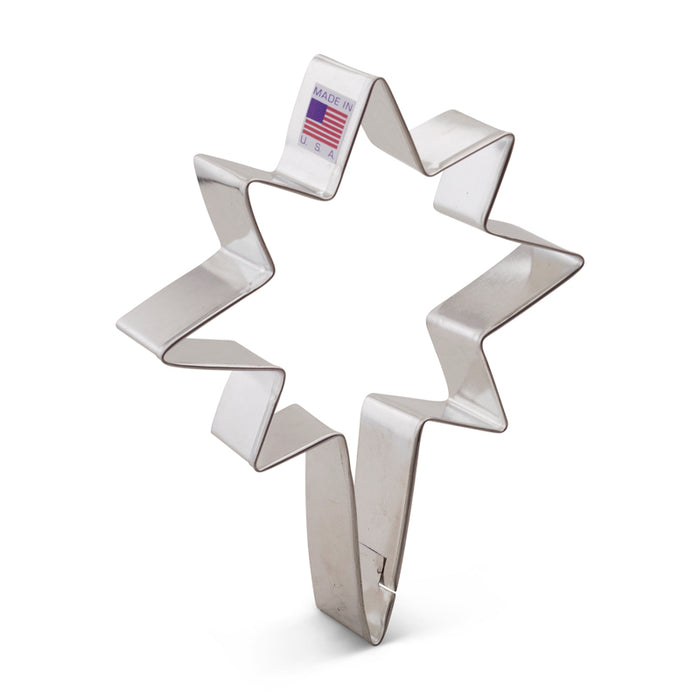 Bethlehem Star Cookie Cutter *279*