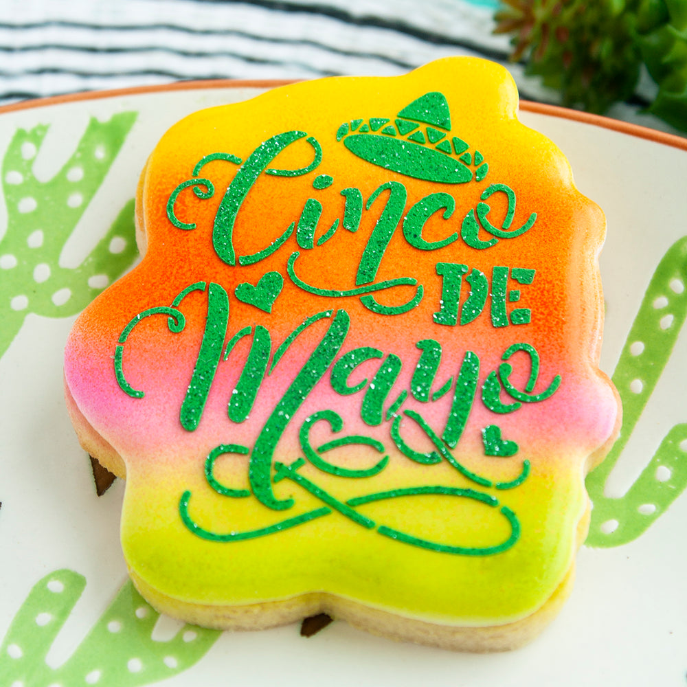 Cinco de Mayo  - Cookie Cutter