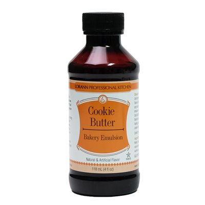 Cookie Butter Bakery Emulsion - 4 oz.