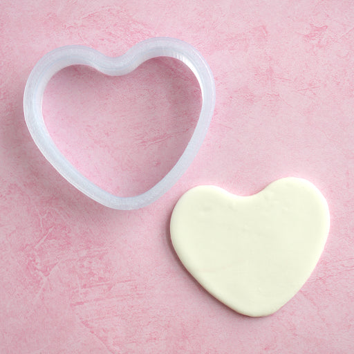 Large Conversation Heart - Cookie Cutter