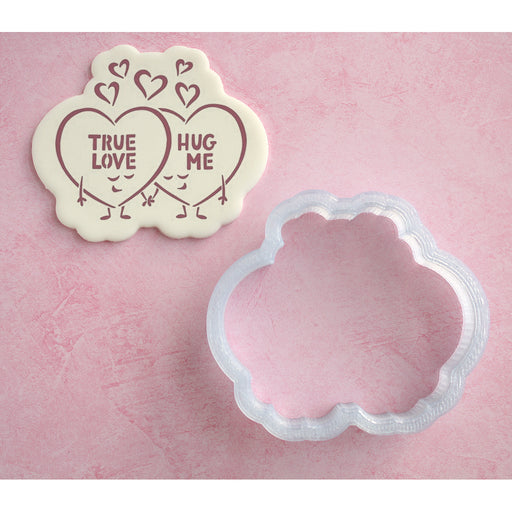 Drawn with Character - Conversation Hearts PYO CUTTER ONLY