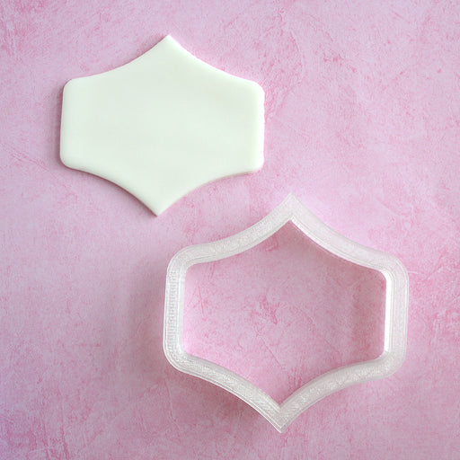 Portsmouth Plaque - Cookie Cutter