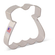 Tundes Creations Baby Dress Cookie Cutter