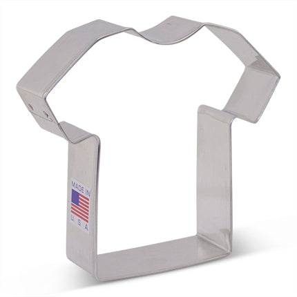 Flour Box T-Shirt Cookie Cutter *134*