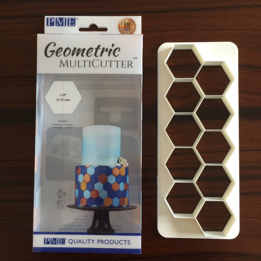 Hexagon Geometric Cutter